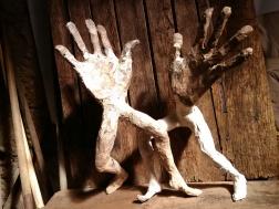 Jo Redpath dancing hands
